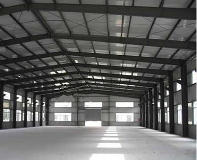 钢结构厂房优点不可不看